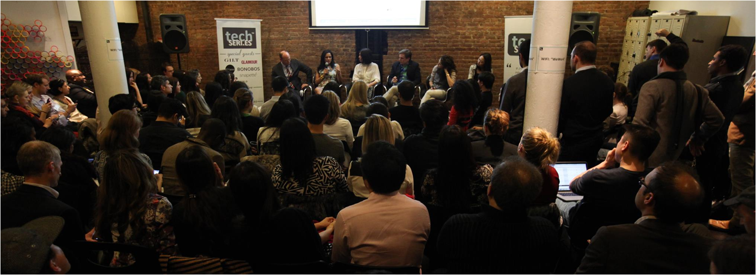 2013 Fashion & Tech Panel, featuring: Gilt, Bonobos, Glamour, and more